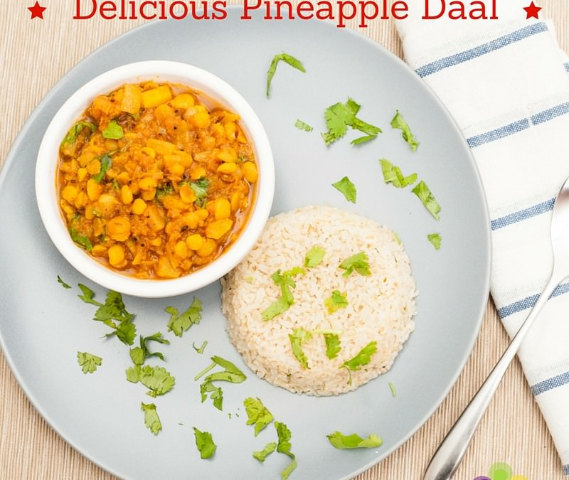 Delicious Pineapple Daal