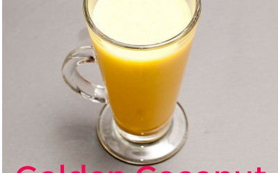Golden Coconut Milk