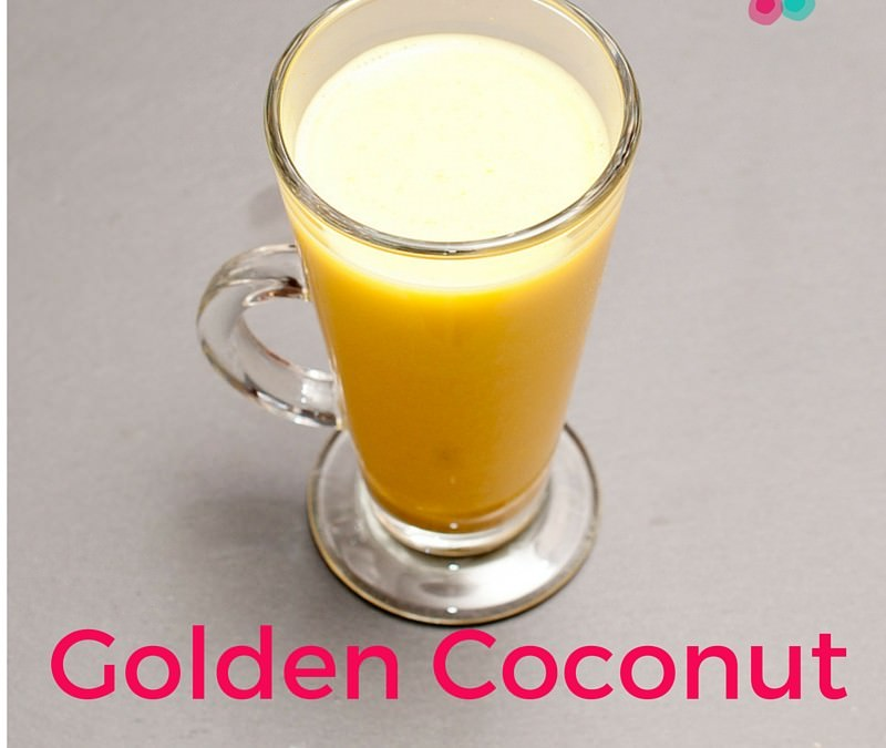 Golden Coconut Milk