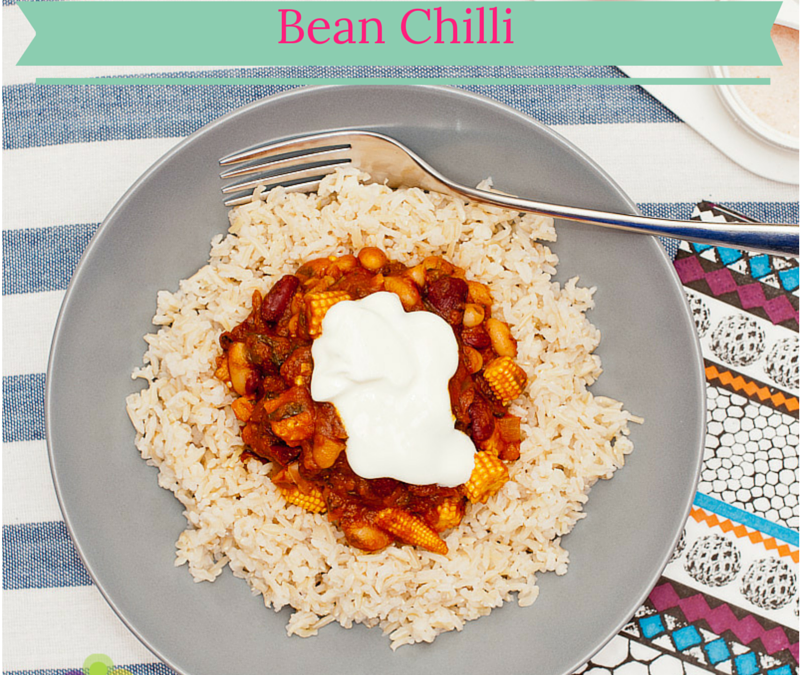Mexican Bean Chilli