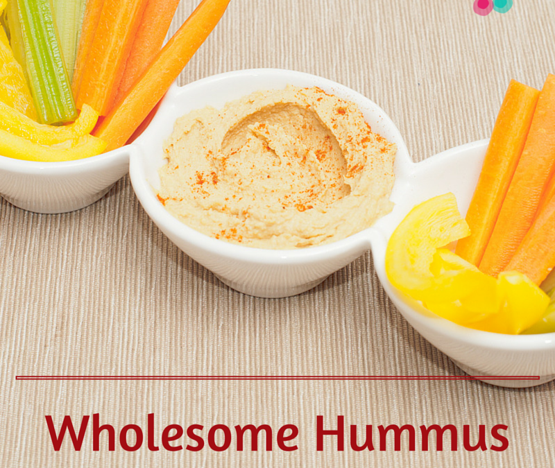 Wholesome Hummus