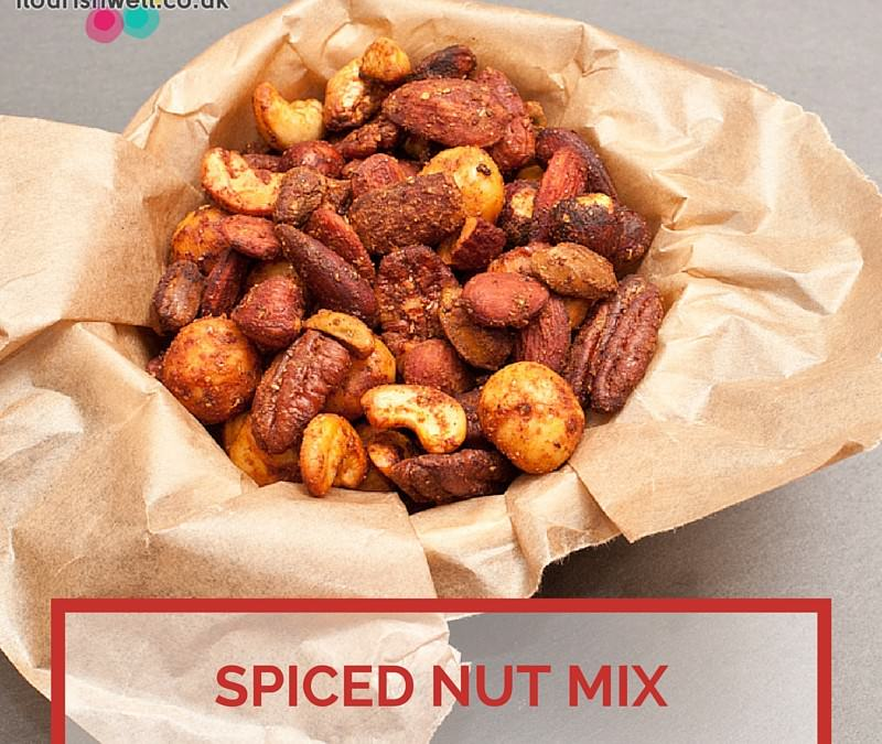 Spiced Nut Mix
