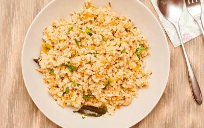 Cauliflower & Millet Pilau