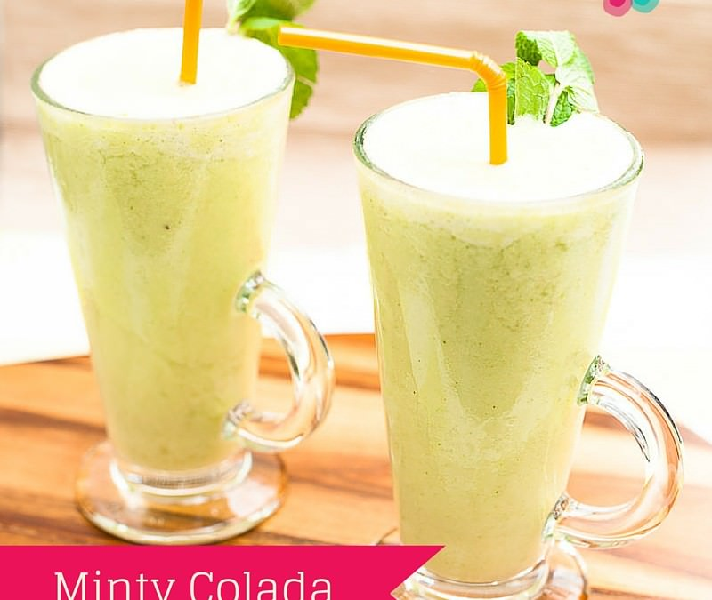 Minty Colada