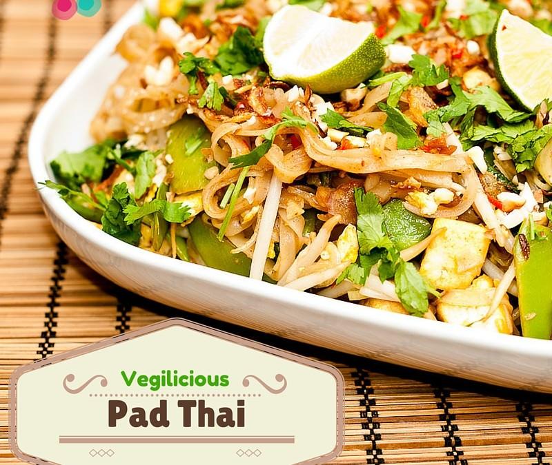 Vegilicious Pad Thai