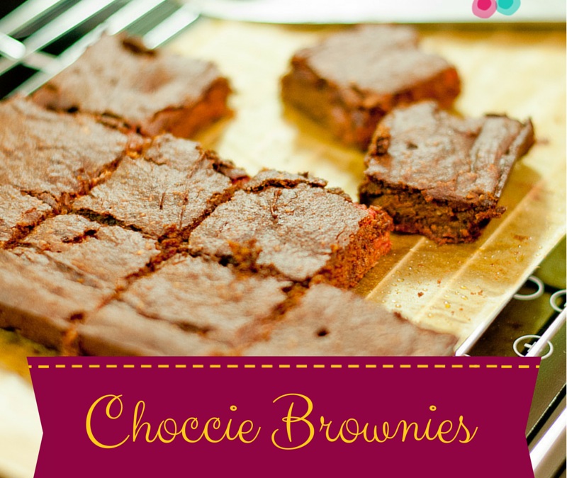 Choccie Brownies